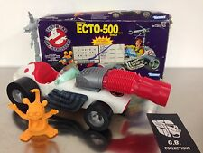 The Real Ghostbusters Vintage Ecto-500 With Box 100% Complete
