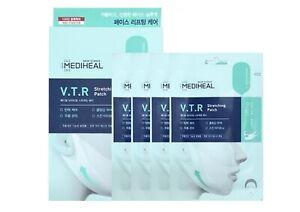 [MEDI HEAL] V.T.R Stretching Patch / 20ml  X 4 sheet ** V-Line Stretching Patch