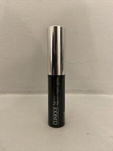 Clinique High Impact Mascara In Black .14oz / 3.5ml NWOB