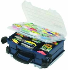 Plano 2-Sided Double Cover Blue Tackle Box 3952-10