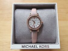 Michael Kors MK2715 Sofie 26MM Women's Pink Leather Watch