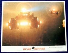 Blade Runner Original 11X14 Lobby Card #8 1982 Harrison Ford Sean Young
