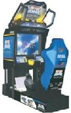 After Burner Climax Arcade Machine by Sega (Excellent Condition) *Rare*