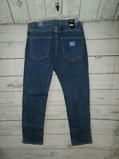 QuickSilver High Water Fit Jeans Size W32 X 32L