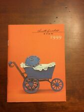 Annette Himstedt Doll Puppen Kinder Club Catalog New Condition 1999