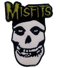 Misfits Metal Punk Rock Grupo Musical Coser/Parche con Plancha Estuche Biker