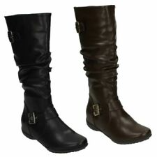 Flat (0 to 1/2 in.) Heel Winter Casual Boots for Women
