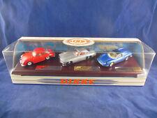 Dinky DY-902 Classic sports Cars Series 1 Set Ferrari, Mercedes & Porsche