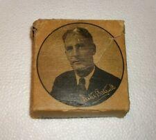 RARE BRAND NEW IN BOX VINTAGE 1940'S LESTER PATRICK HOCKEY PUCK, MULLIN & McKEAN