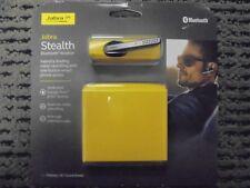 Jabra Stealth Bluetooth Headset Black 100-99800000-11 BRAND NEW