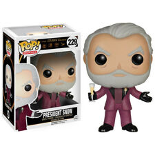 The Hunger Games President Snow Funko POP Action Figure Toy