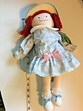 Very Cute Madeline Baby Doll 18� Dressed Gift New Sku 033-024
