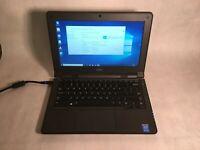 """Dell Latitude 3150 11.6"""" Laptop Intel Pentium 2.16GHz 4GB 500GB Windows 10"""