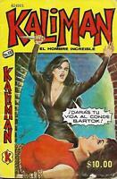 Kaliman El Hombre Increible #882 - Octubre 22, 1982 - Mexico