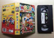 NODDY - A BIKE FOR BIG-EARS - ENID BLYTON - BBC - VHS VIDEO