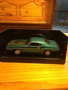 NIB!! 1970 Dodge Challenger 1:24 SCALE DIE-CAST REPLICA NAPA TOOLS @ EQUIPMENT