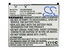 Battery for HP iPAQ hx2000  iPAQ hx2100  iPAQ hx2110  iPAQ hx2115  iPAQ hx2400