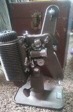 Vintage REVERE 85 8mm film projector in case EXCELLENT!