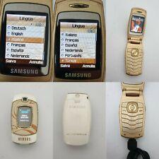 CELLULARE SAMSUNG SGH E500 VERSUS GSM SIM FREE DEBLOQUE UNLOCKED