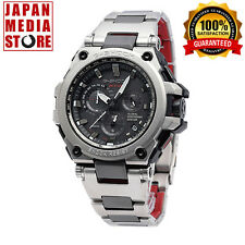 CASIO G-SHOCK MTG-G1000RS-1AJF MT-G GPS Hybrid Wave Ceptor JAPAN MTG-G1000RS-1A