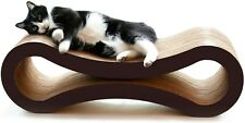 New listing PetFusion Ultimate Cat Scratcher Lounge. [Superior Cardboard & Construction
