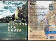PERSONA NON GRATA - DVD (NUOVO SIGILLATO)