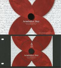 Alderney Stamps 2019 MNH WWI WW1 Armistice Remembrance Day 1v M/S Pres Pack