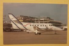 Regional Airlines BAe Jetstream Super 31 F-GMVM Orly Airport Paris Postcard