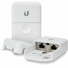 Ubiquiti ETH-SP-G2 Gen 2 Power Ethernet Surge Protector Grounded ESD Protection