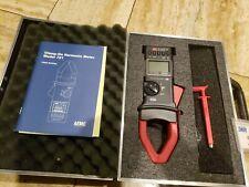 Aemc Instruments Model 721 Harmonic Clamp On Meter With Case