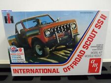 AMT International Scout II 1/25 Model Kit AMT1102-NEW