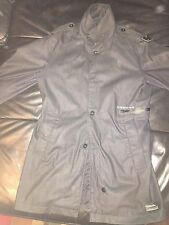 G-star Raw Denim Trench In Size Medium For Men. Great Buy! Ready To Ship!