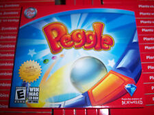 Peggle for MAC and PC From Pop Cap Strategic Game for Everyone NEW