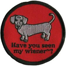 Have You Seen My Wiener Patch