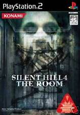 SILENT HILL 4 The Room Playstation2 PS2 Import Japan