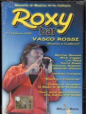 VASCO ROSSI  EDOARDO BENNATO DVD Roxy bar ITALY sealed