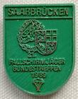 Original Abzeichen 21.Fallschirmjäger Bundestreffen Luftwaffe 1989 Saarbrücken