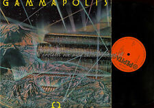LP--OMEGA GAMMAPOLIS // FOC // HUNGARY