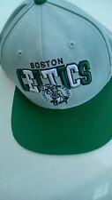 BOSTON CELTICS MITCHELL AND NESS ALTERNATE HARDWOOD CLASSICS SNAPBACK NBA CAP