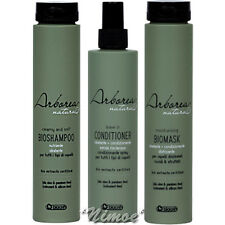 Arborea Natura ® Start Kit Shampoo + Mask + Condit, Biacrè Nourishing Idrating