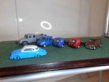 Konvolut im Maßstab 1:87 Modellautos, - LKWs & -Busse von MB