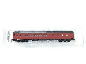 N Micro-Train 14153080 CP Canadian Pacific 10-1-2 Sleeper Heavyweight Passenger