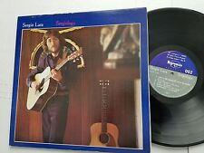 SERGIO LARA - Sergiology PRIVATE LATIN FOLK PSYCH Jazz Guitar '83