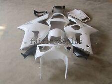 Unpainted ABS Injection Bodywork Fairing Kit for Kawasaki ZX6R 636 2003 2004