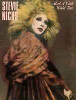 STEVIE NICKS 1986 ROCK A LITTLE WORLD TOUR CONCERT PROGRAM BOOK-FLEETWOOD MAC