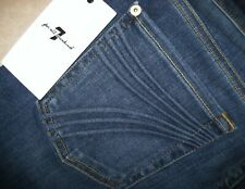 7 For All Mankind Dojo Jeans Women's Size 27