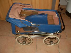DDR Puppenwagen