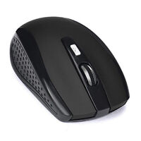 2.4GHz Wireless Optical Gaming Mouse Mice For Computer PC Desktop Laptop
