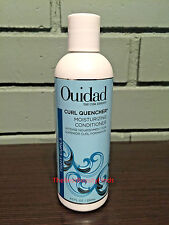 Ouidad Curl Quencher Moisturizing Conditioner 8.5oz -NEW & FRESH- Free Shipping!