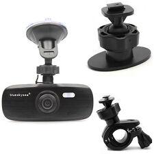 Blueskysea G1W-CB Capacitor HD 1080p Car Dash Cam +Mirror Bracket +3M Glue R1